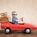 每一個小寶寶都是有的兒童三輪車,該怎麼選?